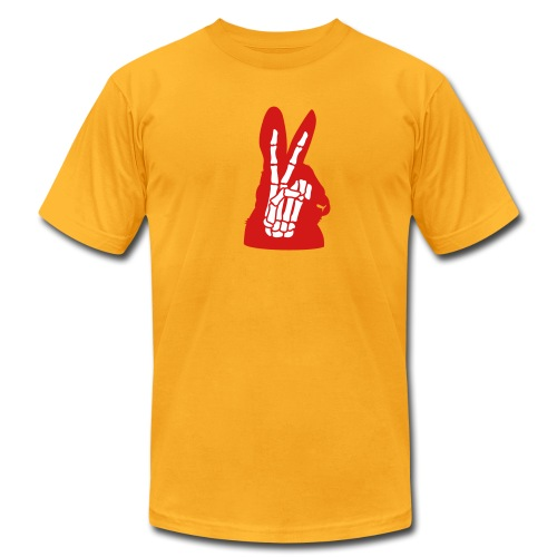 [rabbitears] - Men's T-Shirt by American Apparel