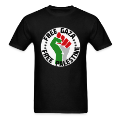 Free gaza - Free palestine Anti-war - Peace - Palestine - Tibet - Anti-zionist - Anti-israel - Anti-militarism - Non-violence - Pacifism - Anti-imperialism - Anarchists Against
