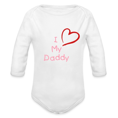 Coeur - Long Sleeve Baby Bodysuit