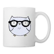 Mugs & Drinkware ~ Coffee/Tea Mug ~ Nerd Owl Mug