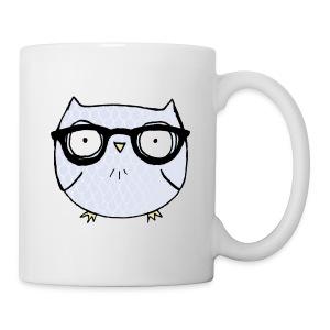 Nerd Owl Mug - Coffee/Tea Mug