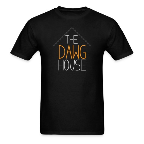 The Dawg House - Men's T-Shirt