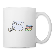 Mugs & Drinkware ~ Coffee/Tea Mug ~ Book Owl Mug