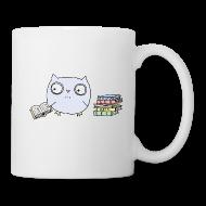 Mugs & Drinkware ~ Coffee/Tea Mug ~ Book Owl Mug