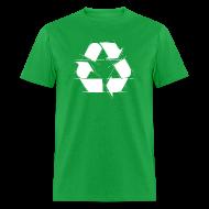 T-Shirts ~ Men's T-Shirt ~ Recycling Logo