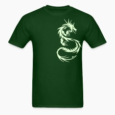 dragon 13_ T-Shirts