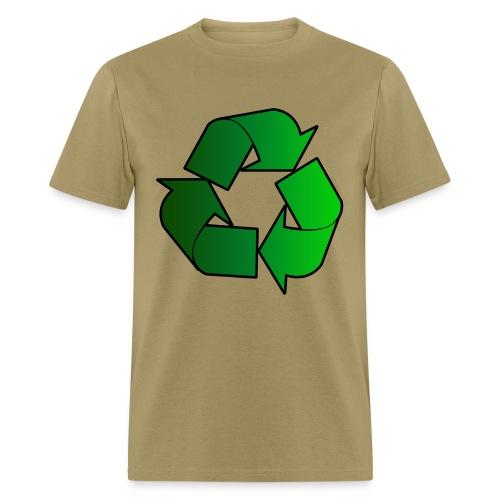 Reduce, Reuse, Recycle! - Men's T-Shirt