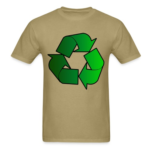 Reduce, Reuse, Recycle! - Men's T-Shirt