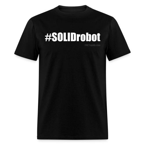 #SOLIDrobot - Men's T-Shirt