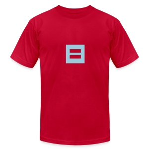 * Equality *  - Men's T-Shirt by American Apparel