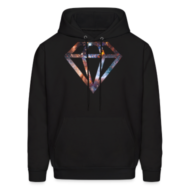 Cosmic Diamond Hoodies