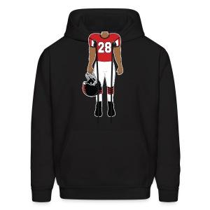 28 hoodie - Men's Hoodie