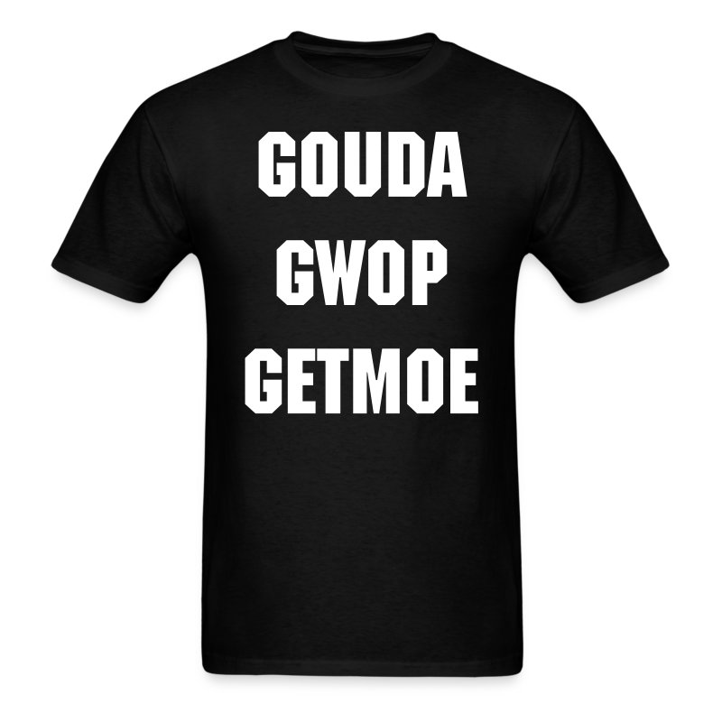 Men's Classic-cut shirt Gouda Gwop GetMoe | Major Tees - Men's T-Shirt