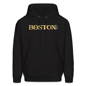Be Strong Boston - Men's Hoodie