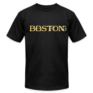 Be Strong  Boston - Men's Fine Jersey T-Shirt
