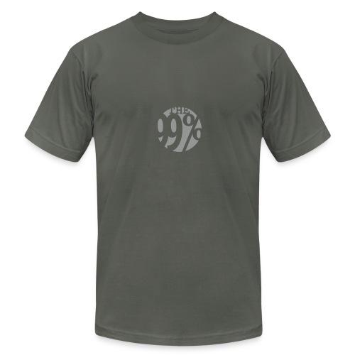 * THE 99% * ... [Flock.Print]  - T-shirt pour hommes