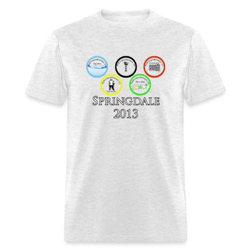 D-Day Games 2013 - Men's T-Shirt