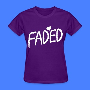 Faded XO Women's T-Shirts - Women's T-Shirt