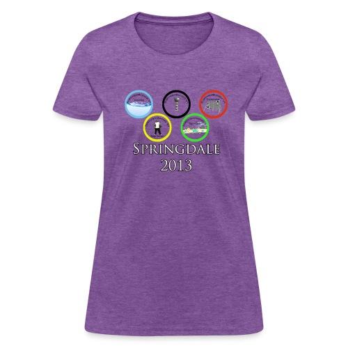 D-Day Games 2013- Women's - Women's T-Shirt