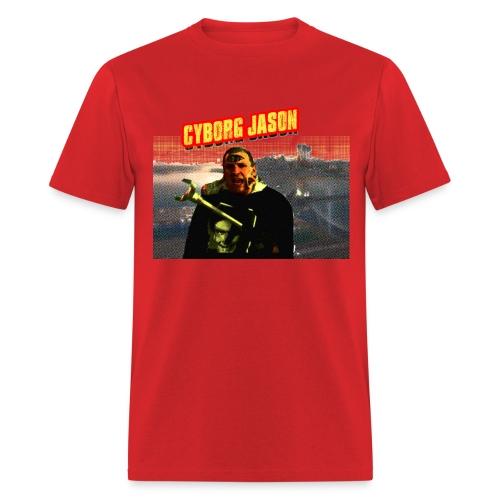 Cyborg Jason - Men's T-Shirt
