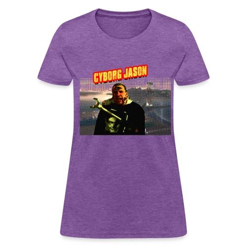 Cyborg Jason- Women's - Women's T-Shirt