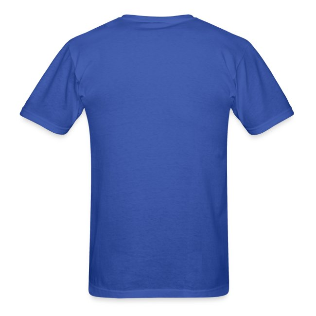 Blue T-Shirt Blue logo