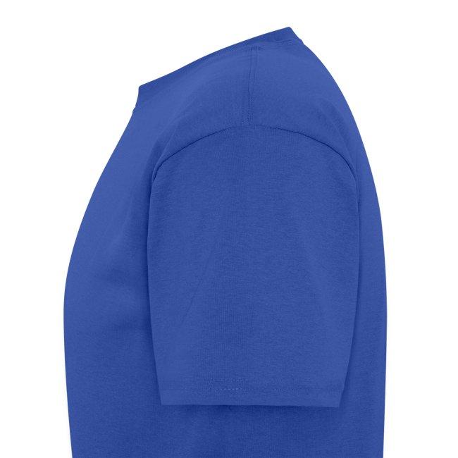Blue T-Shirt Blue logo