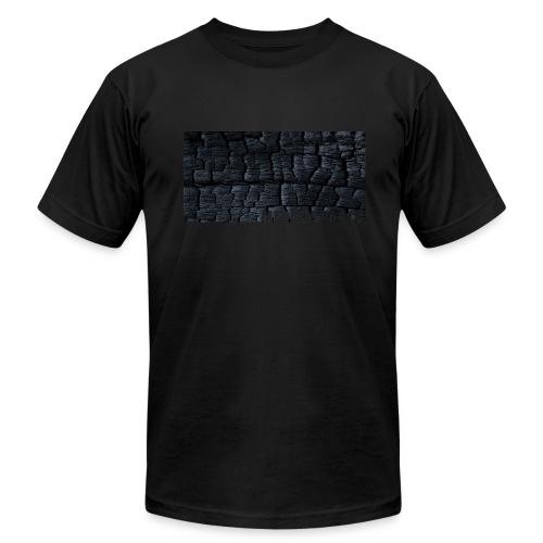 Black Wood Ashes - Men's Fine Jersey T-Shirt