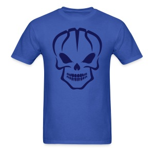 Basket Skull - Men's T-Shirt