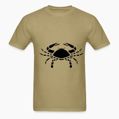 Cancer Zodiac Sign T-shirt - Cancer Symbol Crab