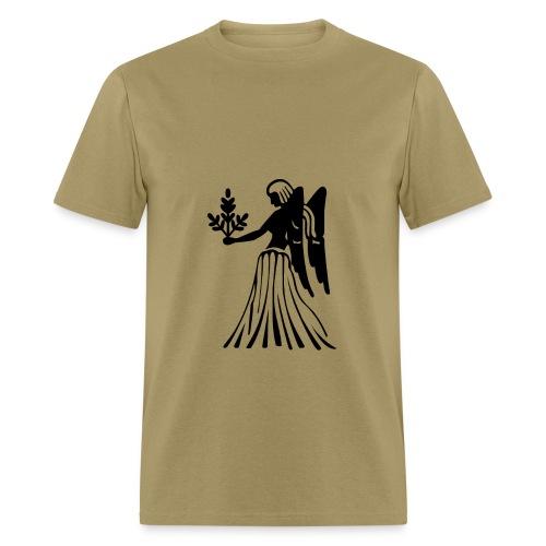 Virgo Zodiac Sign T-shirt - Virgo Symbol Virgin - Men's T-Shirt