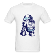 T-Shirts ~ Men's T-Shirt ~ R2D2 Cool