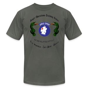 Jungle Operations Training Center - Men's Fine Jersey T-Shirt