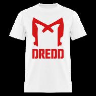 T-Shirts ~ Men's T-Shirt ~ Dredd Mask for fans