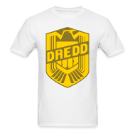 T-Shirts ~ Men's T-Shirt ~ Dredd Eagle logo