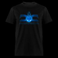 T-Shirts ~ Men's T-Shirt ~ MENS TEE: DotaCinema logo 2 black text