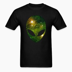 Cosmic Alien T-Shirts