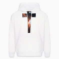 Cosmic Cross Hoodies