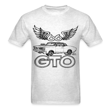 Tri-power 66 GTO T-Shirts