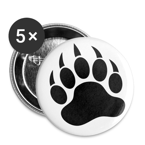 Vicious Paw Button - Small Buttons