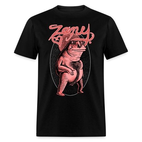 The Zany Anus Man - Men's T-Shirt