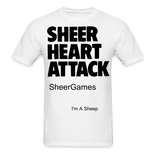 Sheer Heart Attack T - Men's T-Shirt