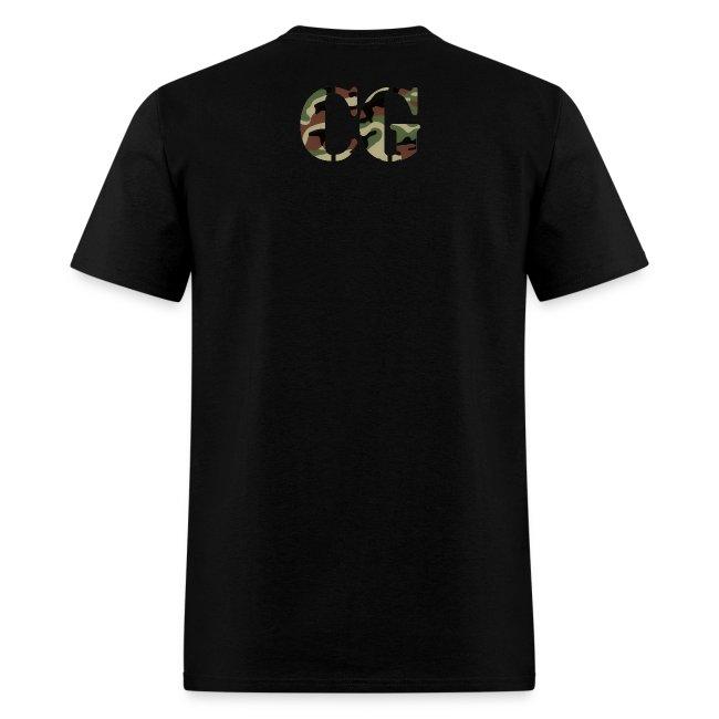 Combatives Gear Camo Logo Fight Shirt