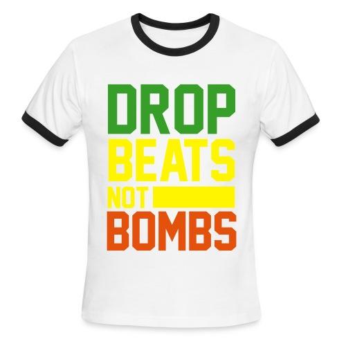 Love for Boston - Men's Ringer T-Shirt