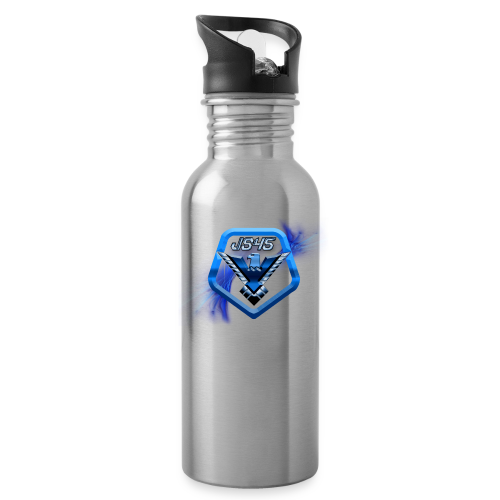 JS45 Logo 5th Anniversary Water Bottle Future - Water Bottle