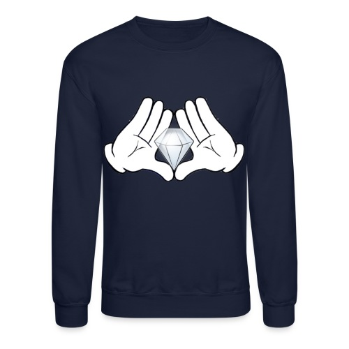 Mickey Mouse Swag Hands - Crewneck Sweatshirt