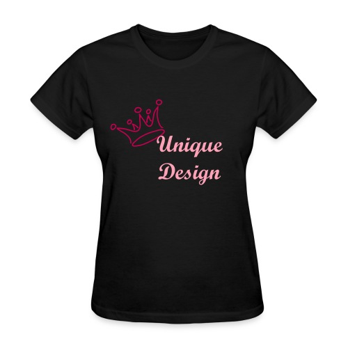 couronne graffiti crown g1_1c - Women's T-Shirt