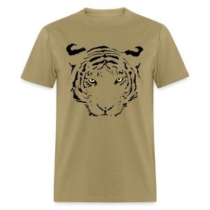 Tiger Lines - Men's T-Shirt
