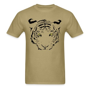 Tiger Lines - Men's T-Shirt