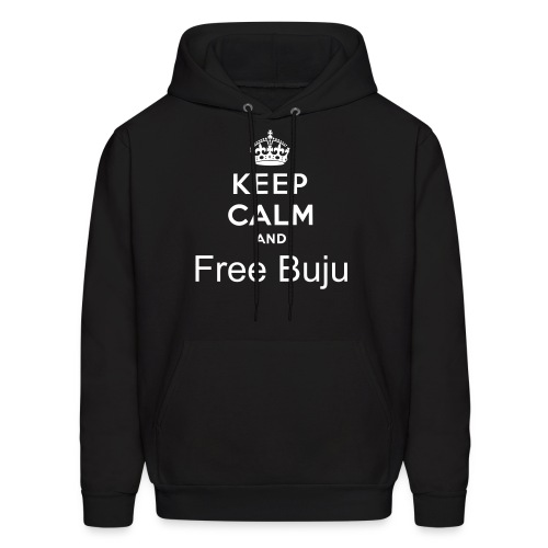 keep calm buju - Men's Hoodie